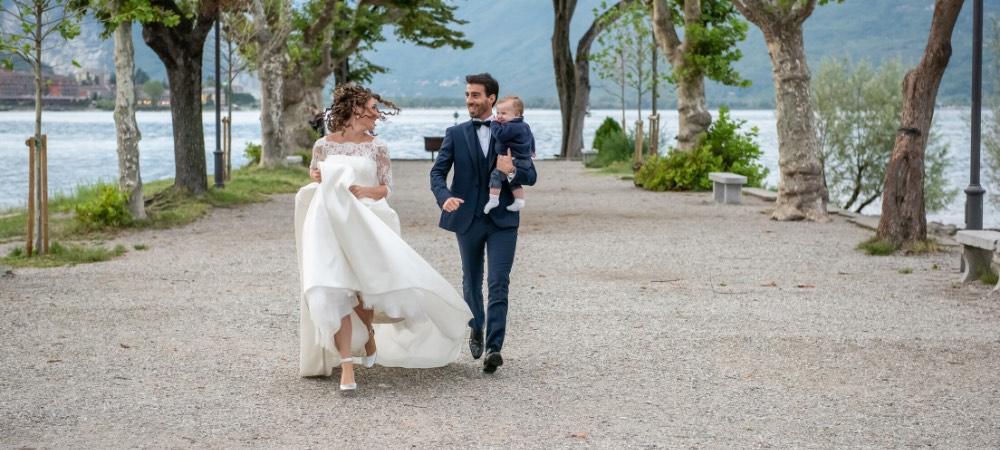 Matrimonio e battesimo di un amore completo