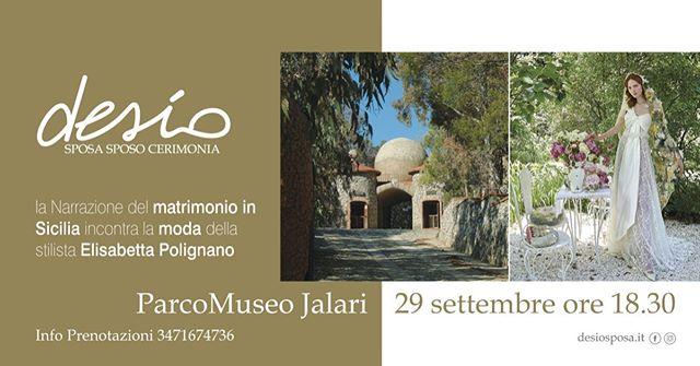 BARCELLONA POZZO DI GOTTO (ME) Desio Sposa – Museo Jalari