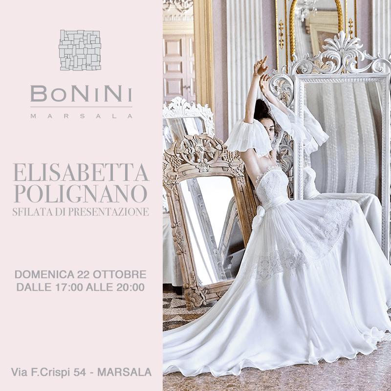 ITALY Trunk show presso la boutique Bonini – Alta Moda di Marsala