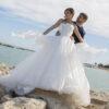 Abito da sposa matrimonio in spiaggia: ecco i modelli perfetti!