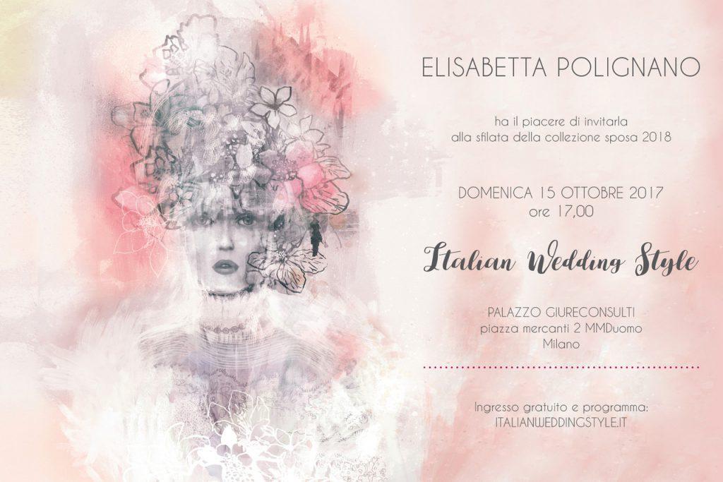 ITALY Sfilata di presentazione Collezione Sposa 2018 – Italian Wedding Style