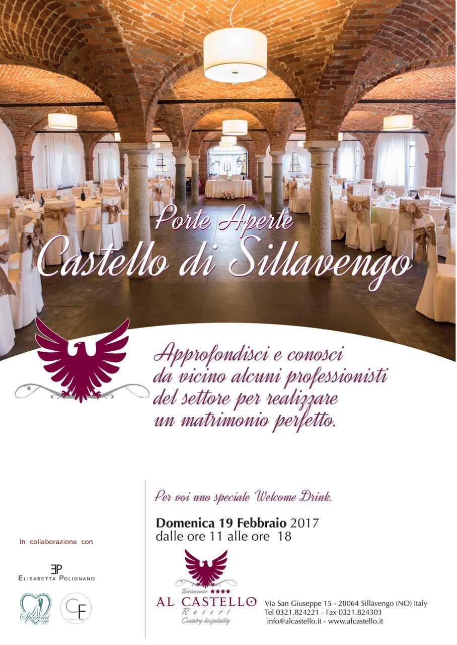 ITALY Porte Aperte al Castello di Sillavengo