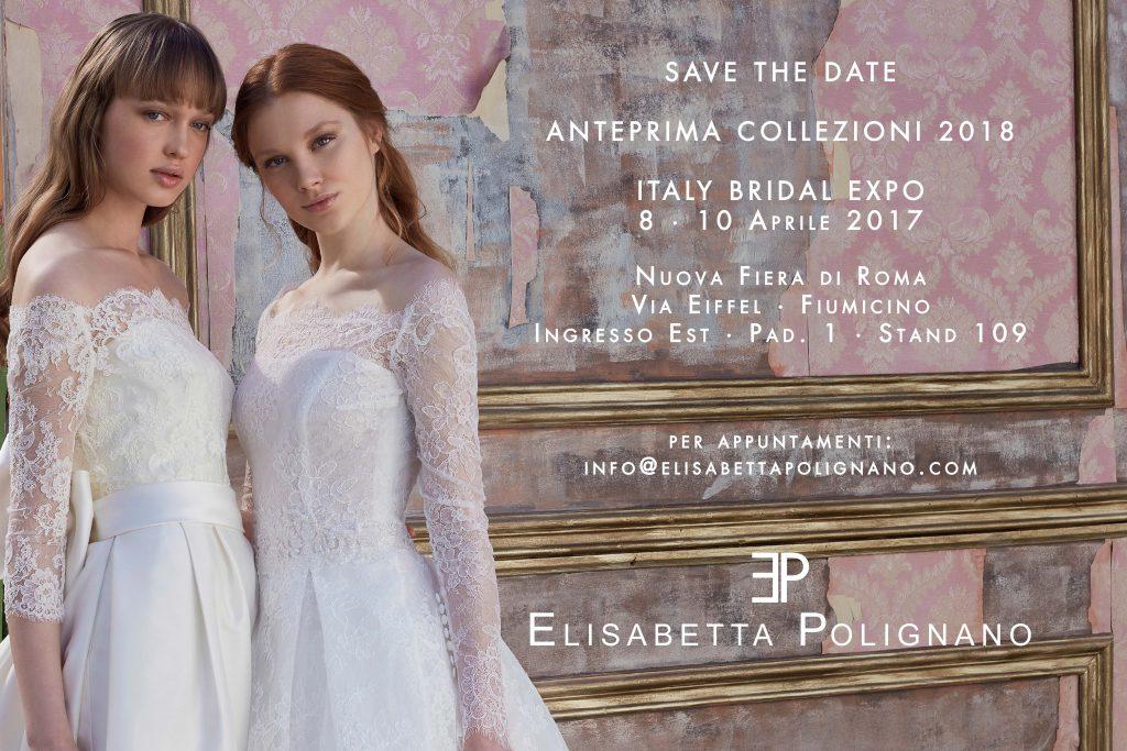 ITALY Fiera Italy Bridal Expo – Anteprima Collezioni Sposa 2018