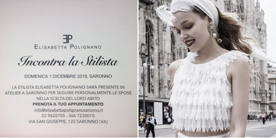SARONNO Elisabetta Polignano Atelier – Via San Giuseppe, 125