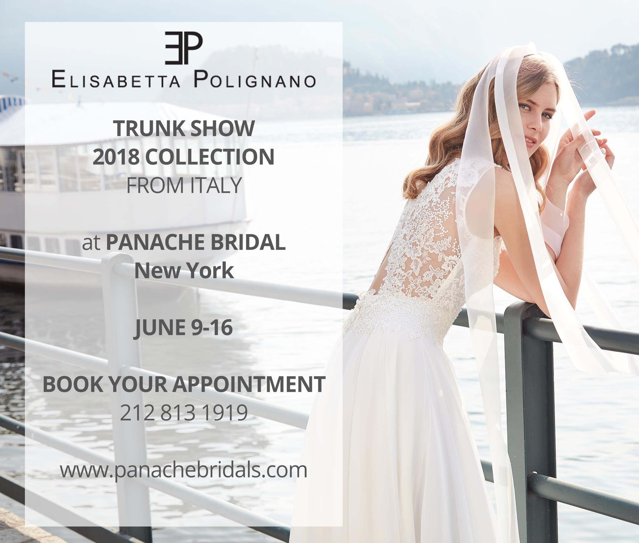 TRUNK SHOW USA Panache Bridal – New York